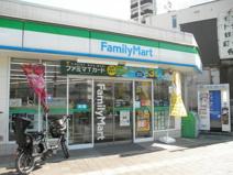 ファミリマート川崎貝塚一丁目店