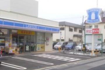 ローソン市川平田三丁目店の画像1