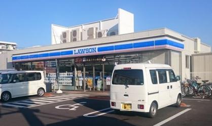 ローソン市川東大和田TDK前店の画像1