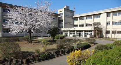 千葉市立泉谷中学校の画像1
