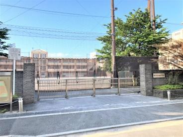 横浜市立潮田中学校の画像1