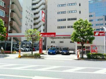 ニッポンレンタカー 蒲田駅東口 営業所の画像1