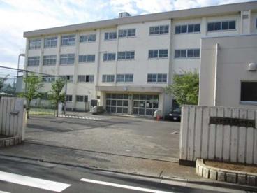 八王子市立第二中学校の画像1