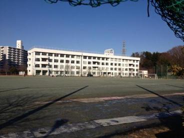 八王子市立別所中学校の画像1