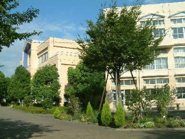 八王子市立松木中学校の画像1