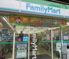 ファミリーマート川口金山町店