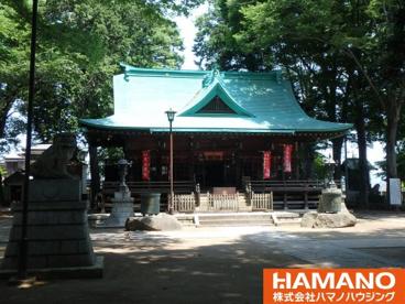 羽黒神社の画像1