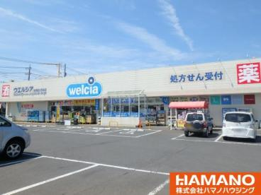 ウエルシア 岩瀬富士見台店の画像1