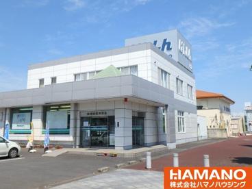 茨城県信用組合岩瀬支店の画像1