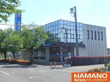 筑波銀行岩瀬支店の画像1