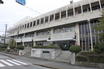 交野市役所の画像1