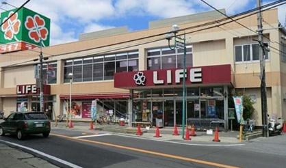 ライフ市川国分店の画像1