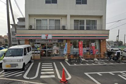 セブン-イレブン市川曾谷店の画像1