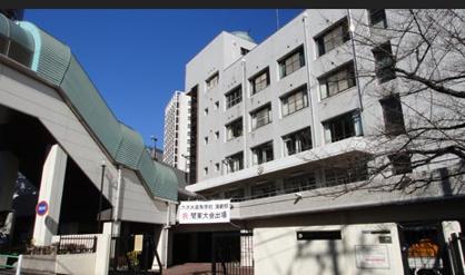 東京都立六本木高等学校の画像1