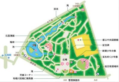 有栖川宮記念公園の画像3