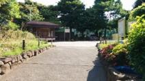 区立猿楽古代住居跡公園