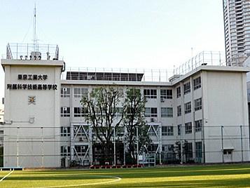 東京工業大学附属科学技術高等学校の画像1
