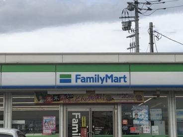 ファミリーマート鹿嶋東山店の画像1