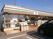 セブン-イレブン神栖矢田部店
