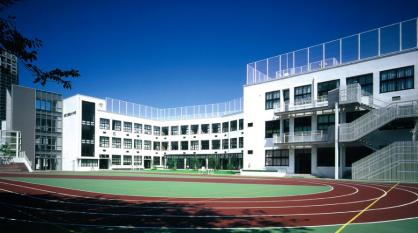 高輪台小学校の画像1