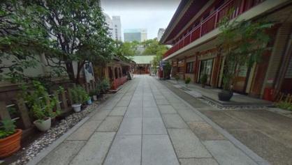 露 天神社(お初天神)の画像1