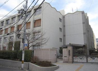 大阪市立上町中学校の画像1