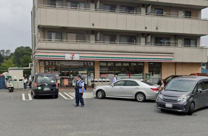 セブン‐イレブン 市川大町梨街道店の画像1