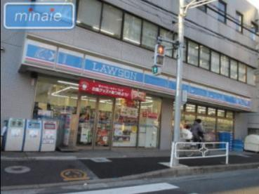 ローソン 市川湊店の画像1