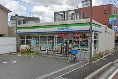 ファミリーマート市川八幡店の画像1