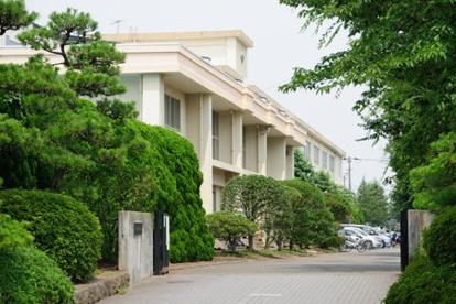 平塚市立江陽中学校の画像1