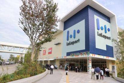 三井ショッピングパーク ららぽーと湘南平塚の画像1
