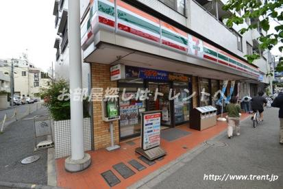 セブンイレブン 新宿若松町店の画像1