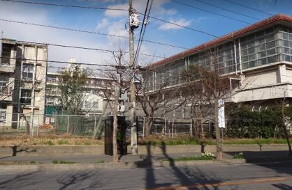 習志野市立第五中学校の画像1