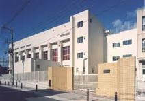 北田辺小学校