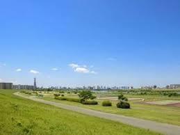 淀川河川公園海老江地区野球場の画像1