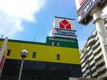 ヤマダ電機 テックランド大阪野田店