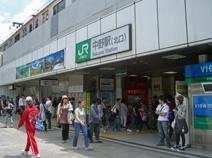 中野駅北口(バス)