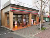 セブン-イレブン京都大石橋店