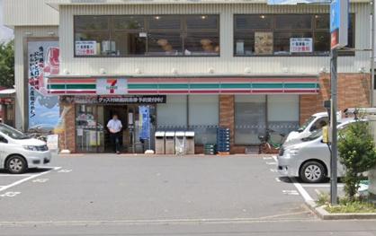セブン-イレブン 谷河内店の画像1