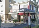 マクドナルド 14号瑞江店