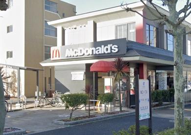 マクドナルド 14号瑞江店の画像1