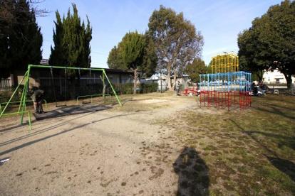 大久保町旦椋付近 児童公園の画像1
