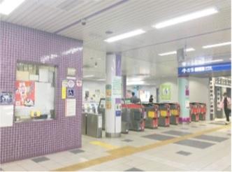 京都市営地下鉄東西線山科駅の画像1