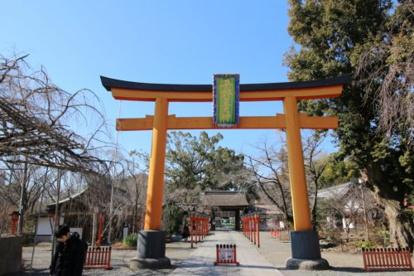 平野神社の画像1