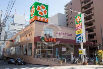 ライフ 土佐堀店の画像1