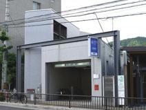 地下鉄東西線御陵駅