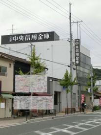 京都中央信用金庫 御陵支店の画像1