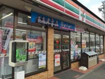 セブン-イレブン伊勢崎境伊与久店