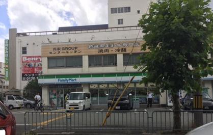 ファミリーマート箕面船場店の画像1