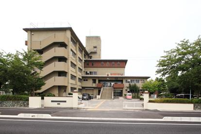 越谷市立大相模中学校の画像1